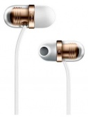 Наушники с микрофоном Xiaomi Mi Air Capsule In-Ear Headphones White/Gold