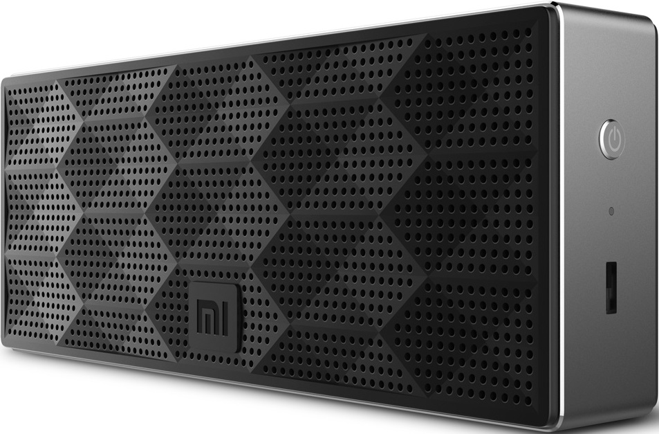 Аудио-колонка Xiaomi Mi Square Box Black